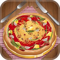 Hello My Delicious Pizza Diner Dress Up Maker Game - Love To Bake Virtual Kitchen Fun For Kids Edition - Free App