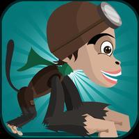 Banana Monkey Run - Crazy Spider Jump Minion Fun Rush