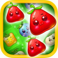 Fruit Link - Match-3 Free Game