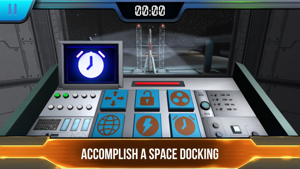 Rocket Simulator Flight 3D App for iPhone - Free Download Rocket