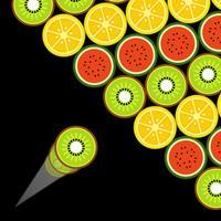 FruitsBubble