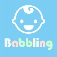 Babbling sound touch app