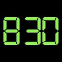 Night Clock - Nighttime Alarm