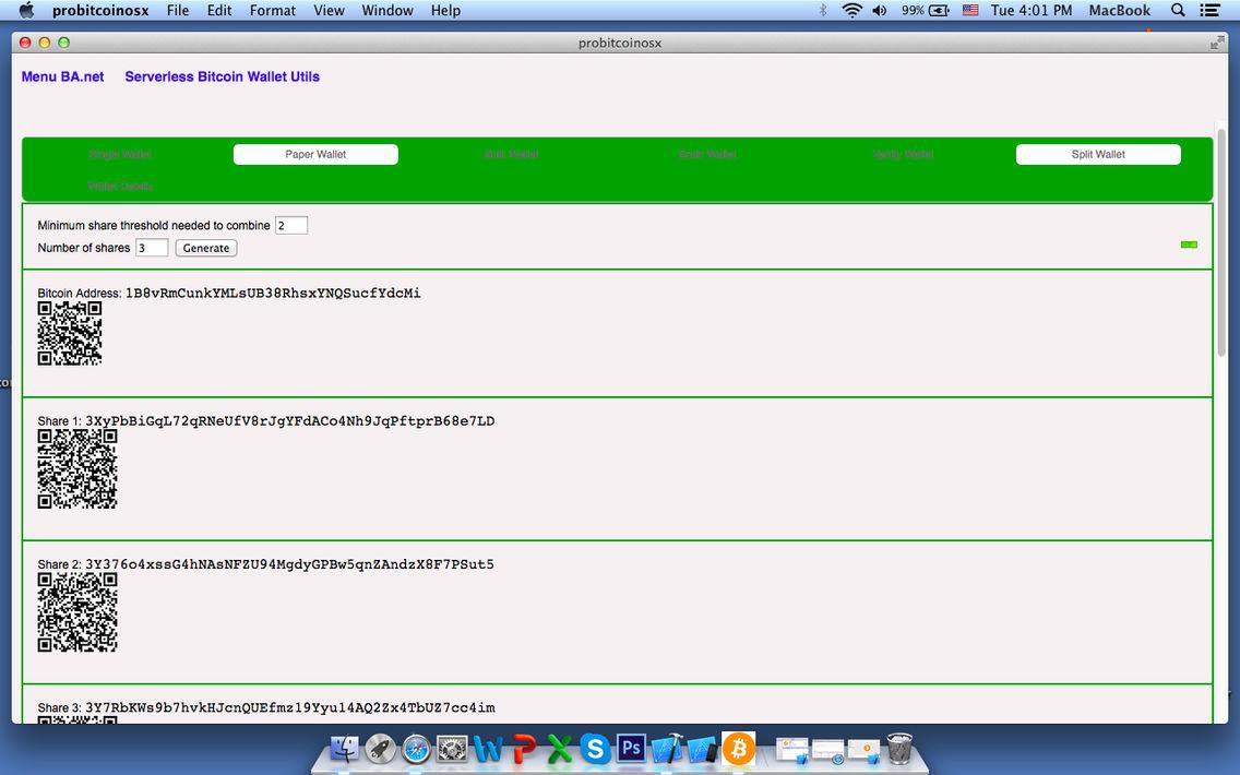 PRO Bitcoin Offline Vault - BA net App for iPhone - Free