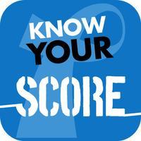PCFA Know Your Score WA