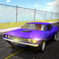 Driving Extreme Muscle Car