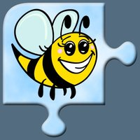 A Bee Sees Puzzles - Learn Shapes, Letters, and Numbers