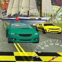 3D Turbo Sports Car Racing