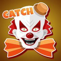 Killer Clowns : Catch The Creepy Joker