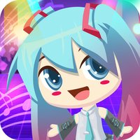 Dress-up Chibi anime game for girl - Make cute Live music friends for Nendoroid