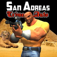 San Andreas real deadly City Crime auto