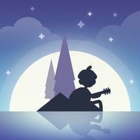 GuitarHolic : the Music Tiles