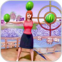 Thrill Shooting Watermelon 2