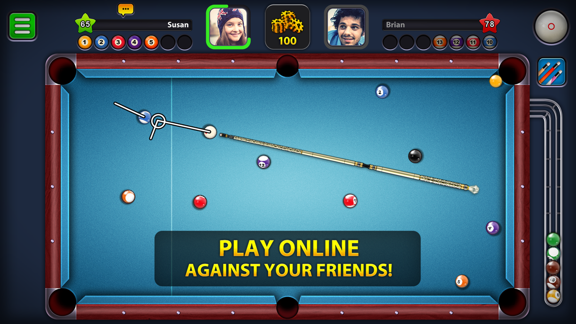 8 Ball Pool™ App for iPhone - Free Download 8 Ball Pool™ for