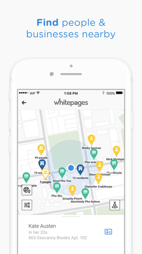 Whitepages Premium Free