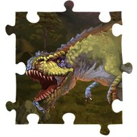 BK Dinosaurs Puzzle