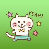 Sweeties Cute Pets Collection English Sticker