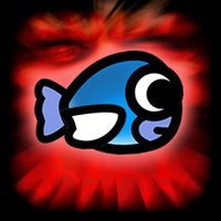 Scary Fish - Flappy Game Prank