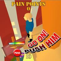 GO PUSH THE RAGDOLL FALL : To Kill The Stickman