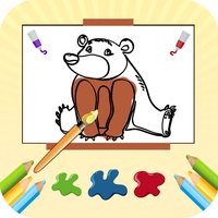 Coloring Pages Book Fun Games