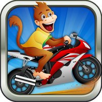 Amazon Race Xtreme - new monkey kong hill climb bike race game
