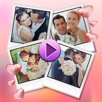 Slideshow Video Maker for Wedding Photography