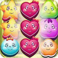 Star Jelly Match 3 : Puzzle Deluxe Game