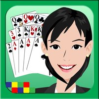 Chinese Poker - Best Pusoy,Thirteen,Pineapple,Russian Poker for iPad