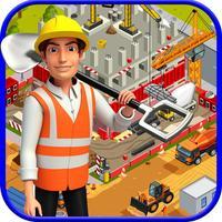 City Airport Construction Sim