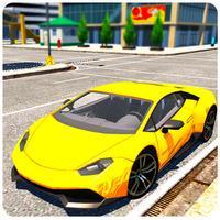Street Car Driving Sim