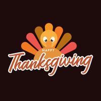 Happy Thanksgiving Turkey App