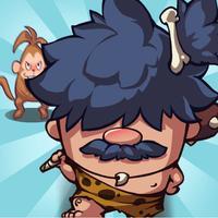 Croods Run - Avoid monkey's endless trick
