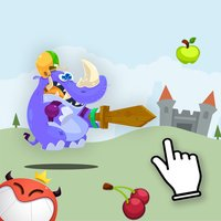 Monster Press to Tap - Jump Easy Game for Kid
