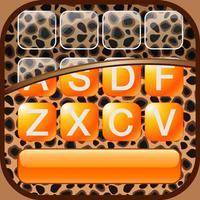 Cheetah Keyboard Skins for iPhone – Animal Print Design.s and Custom Themes Free
