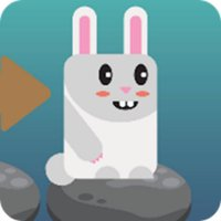 Rabbit Jumping Rodeo Stampede