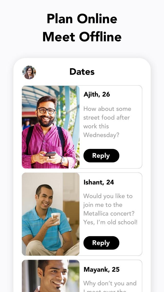Dating barer nær meg