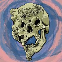 Skull Art Sticker Pack