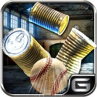 3D Can Knockdown: Tin Shooter