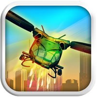 Helicopter War in Future New York Free - Zombies Total Destruction - Free Version
