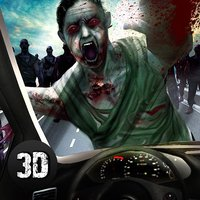 Zombie Death Car Racing 3D Full