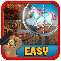 Hidden Objects Game Merry Go Round