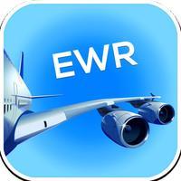 Newark NJ New Jersey EWR Airport. Flights, car rental, shuttle bus, taxi. Arrivals & Departures.