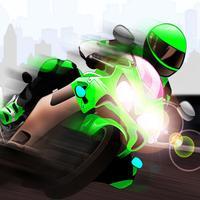 Extream Speed Stunt Motor Bike