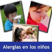Alergias en los Niños - AudioEbook