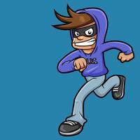 Robbery Man