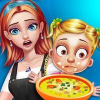 Sweet babysister - Kids game