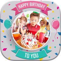 Happy Birthday Candle.