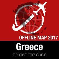 Greece Tourist Guide + Offline Map