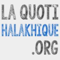 La Quotidienne Halakhique