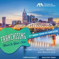 ABA Forum On Franchising